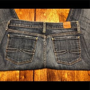 Nice!! Lucky Brand Zoe 3D Jeans sz 2/26